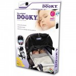 Dooky Universal Cover Black