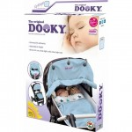 Dooky Universal Cover Baby Blue