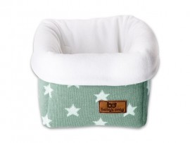 Mand Ster Chenille Mint