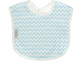 Slab Jersey Chevron Blue