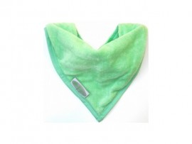Bandana Slab Velours Mint