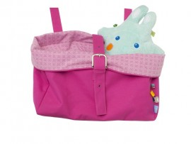 Toy Bag Funky Pink