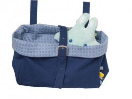 Toy Bag Indigo Blue