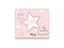 Kaart A Star is Born Pink
