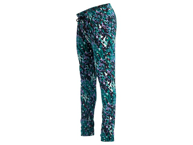 UC19 Zwangerschapsbroek Tropical Multicolor